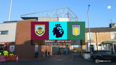 Full match: Burnley vs Aston Villa