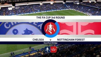 Full match: Chelsea vs Nottingham Forest