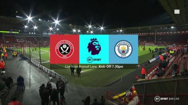Full match: Sheffield United vs Manchester City