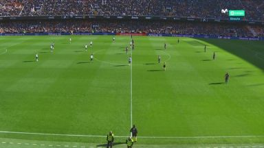Full match: Valencia vs Eibar