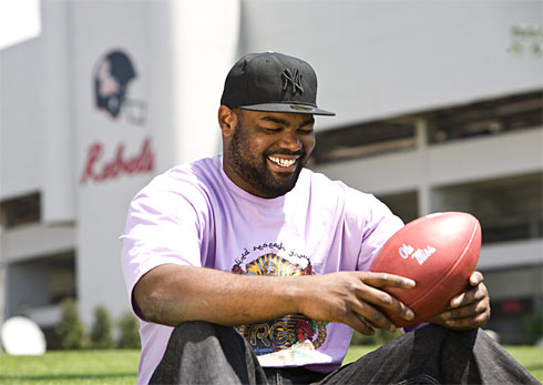 Ready Oher Not?: Michael Oher in Free Agency