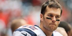 Tom Brady - Getty Images