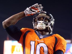 Emmanuel Sanders - USA Today Photo