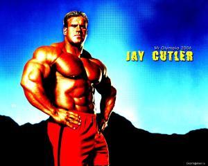 Jay Cutler Body Builder