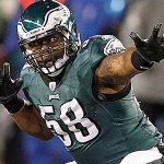 Trent Cole - Philly.com Photo
