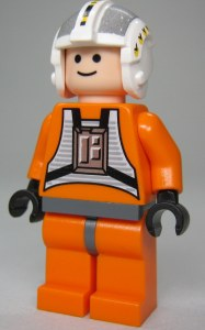 Wedge Antilles Lego