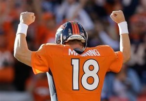 Peyton Manning - AP Photo