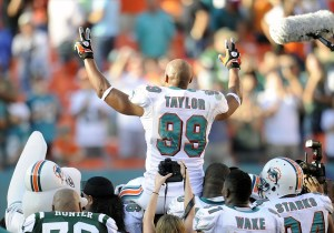 Jason Taylor - ICON Photo