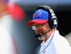 Chan Gailey - Getty Images