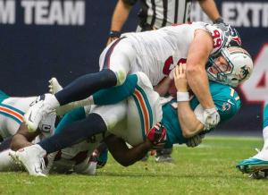 J.J. Watt destroying yet another QB. This time it's Ryan Tannehill. Next time it'll be Jameis Winston.