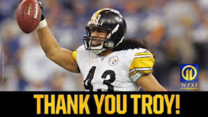 Thank Your Troy