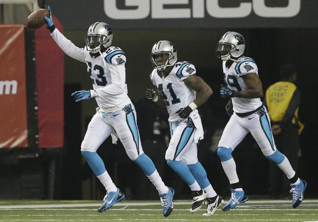 Panthers Secondary