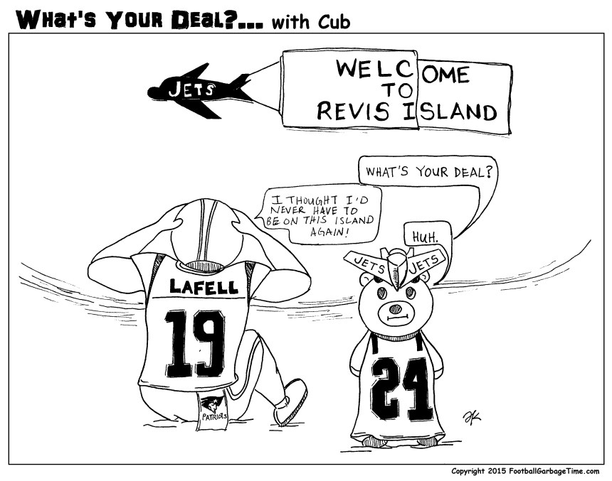 Whats Your Deal - Revis Island