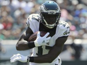Nelson Agholor - AP Photo