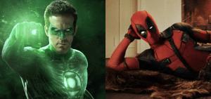 Ryan Reynolds Super Hero