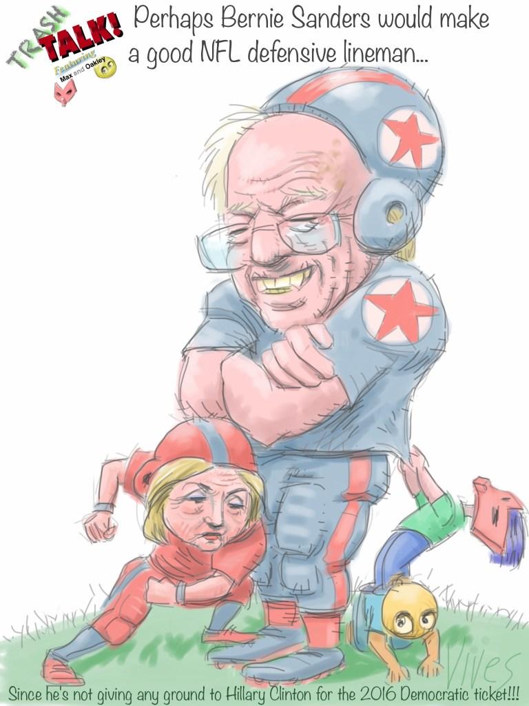 Trash Talk Bernie Sanders