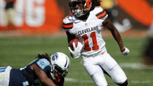Travis Benjamin - Getty Images