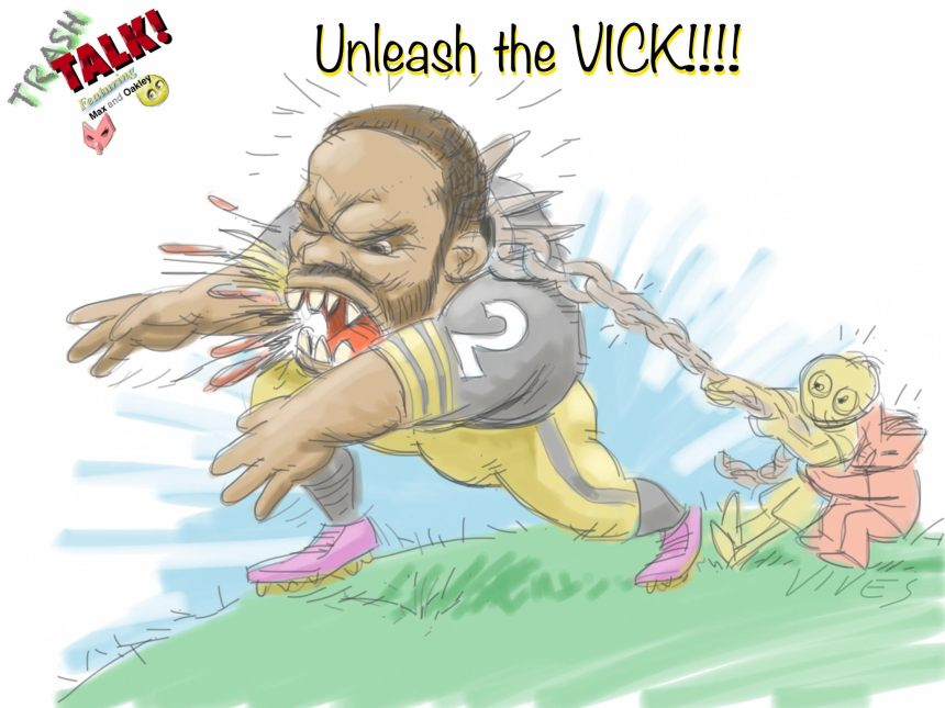 Trash Talk - Mike Vick