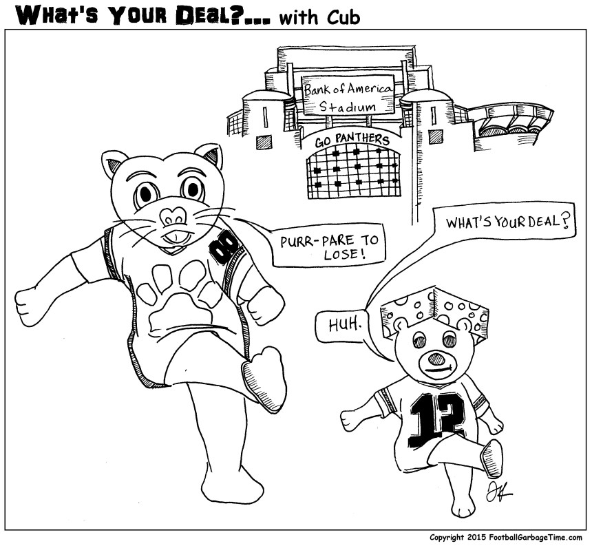 What's Your Deal - Panthers [102714353]