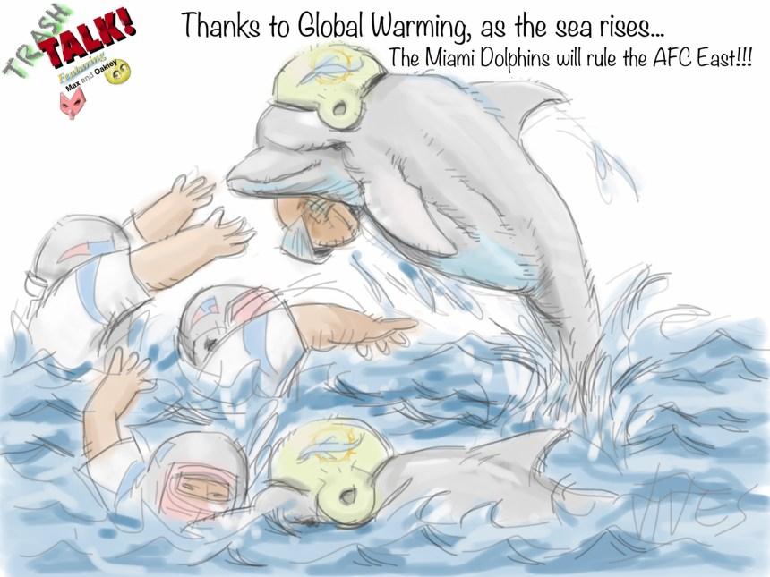 Trash Talk - Miami Dolphins
