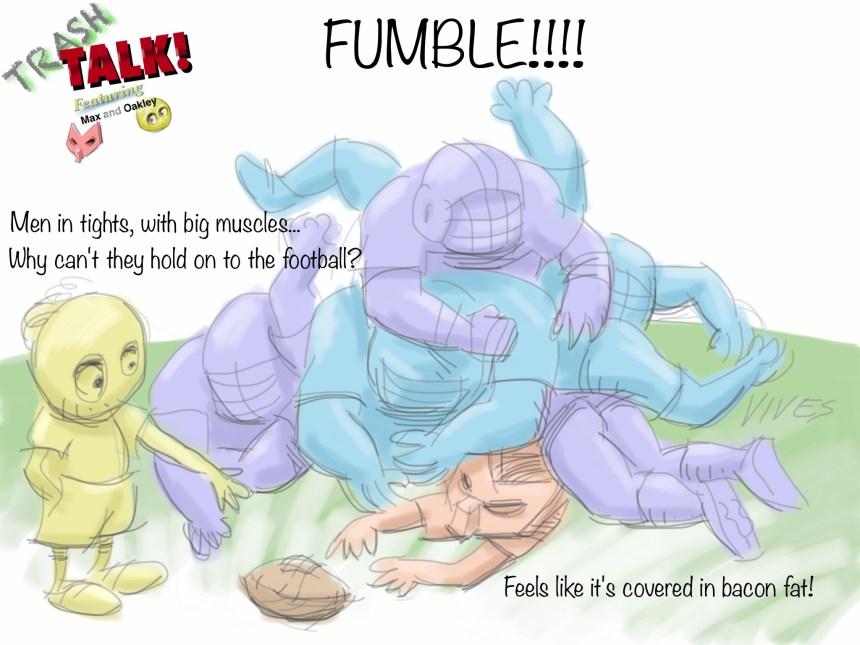 Trash Talk - Fumble