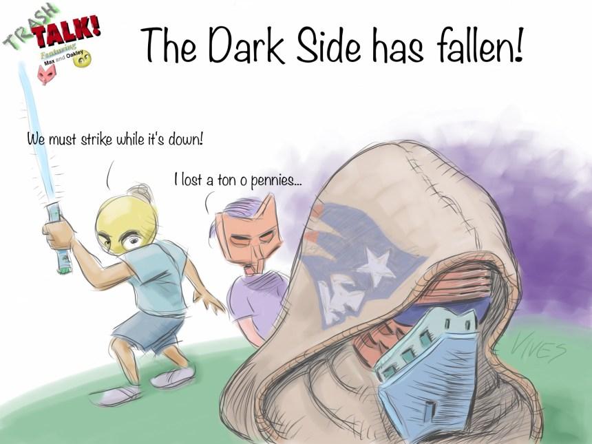 Trash Talk Dark Side