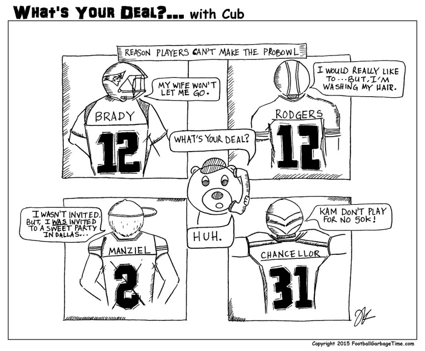 Whats Your Deal - Pro Bowl