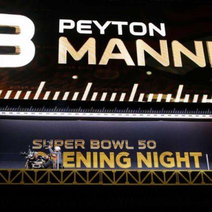 Peyton Manning Intro - Opening Night