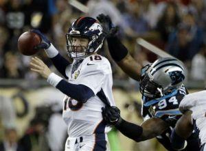 Peyton Manning - AP Photos