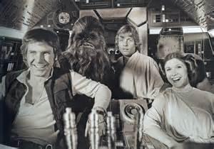 Star Wars laughing