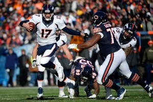 Brock Osweiler Broncos
