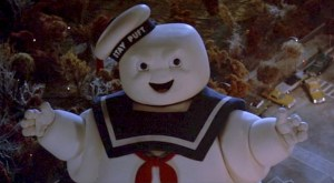 Stay puft ghostbusters 1984