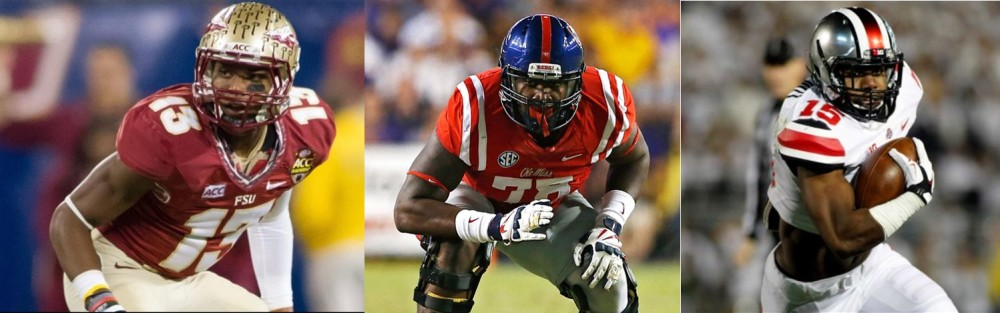 Football Garbage Time Staff 2016 NFL Mock Draft - Part 1