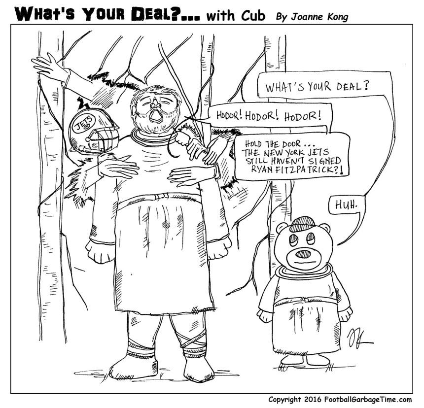 Whats Your Deal - Hodor - Medium