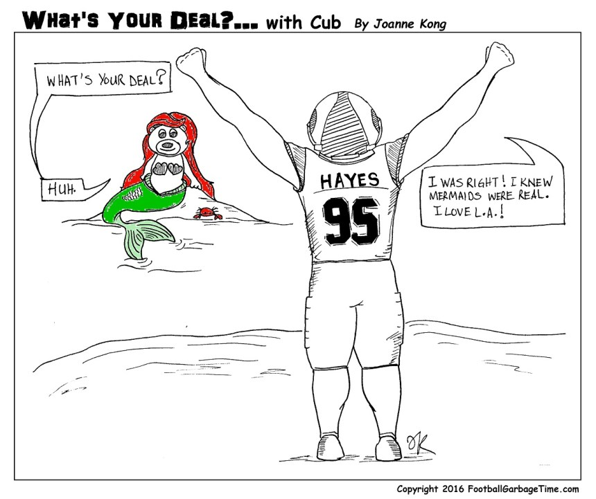 Whats Your Deal - Hayes Mermaid - Medium