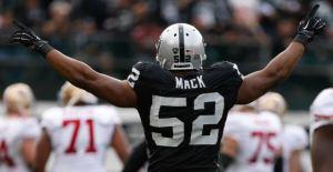Khalil Mack - USA Today Sports Photo