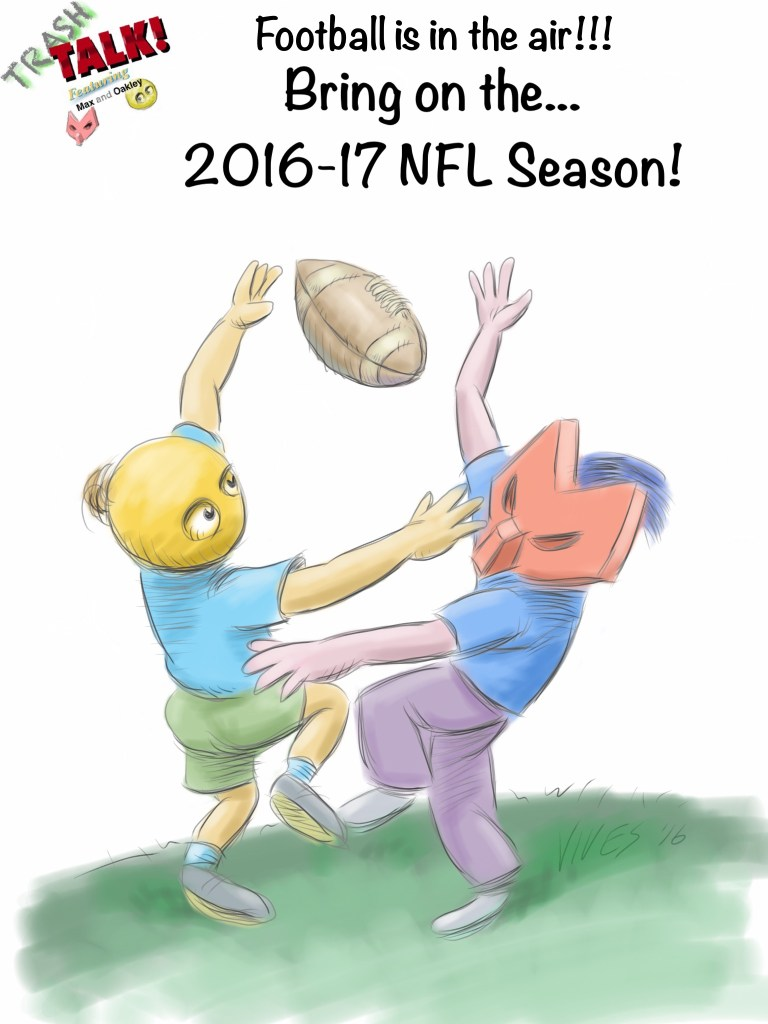 Trash Talk - Football in the Air - 2016 NFL Season