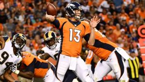 Trevor Siemian - CBS Sports Photo
