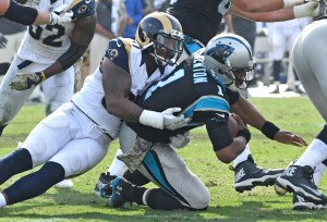 Cam Newton - USA TODAY Sports Photo