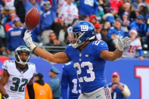 Rashad Jennings - Icon Sportswire Photo