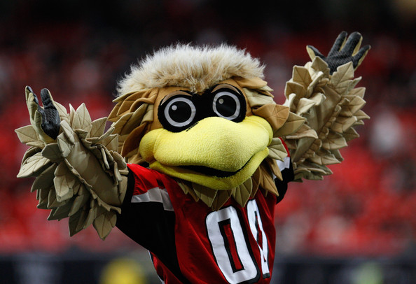 Freddie the Falcon / Scott Halleran / Getty Images North America