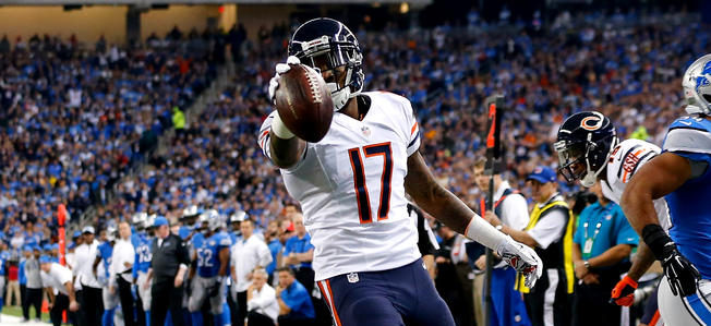 Best Available Free Agent Wide Receivers - 2017 NFL Offseason