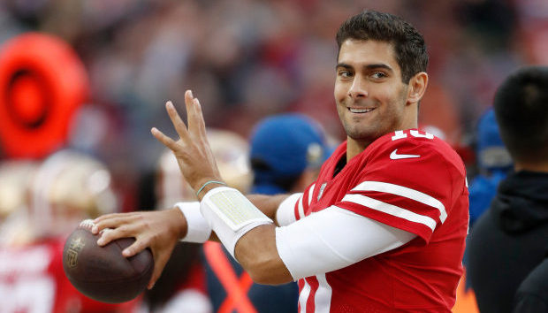 Sex, Lives and Football (Players): Gambling for Gold with Garoppolo - Part 2