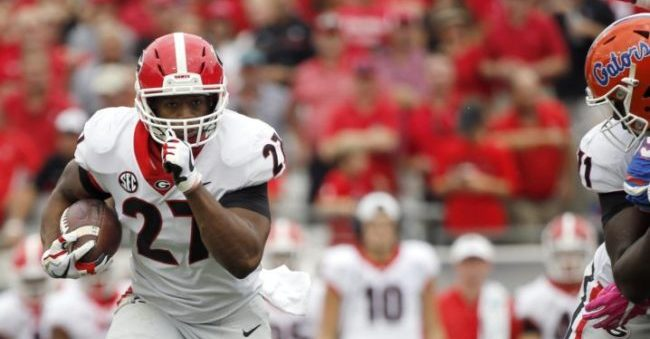 Black Friday Sucks: Is Nick Chubb the Steal of the NFL Draft?