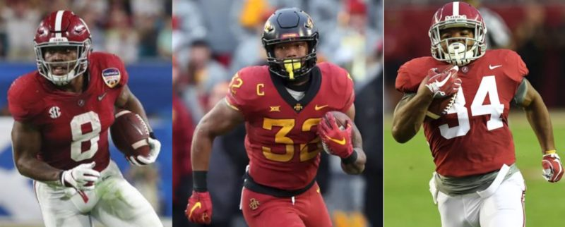 Who to Watch at the NFL Combine - Running Backs