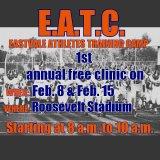 Free Clinic Feb 8th & 15th