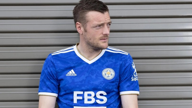 New Leicester City Home Kit 21/22