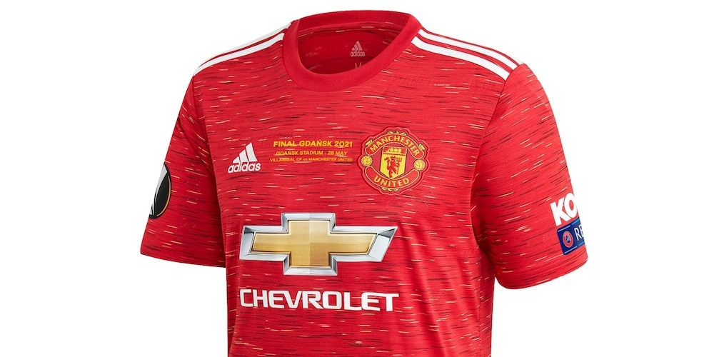 Manchester United Kit for Europa League Final 2021 ...
