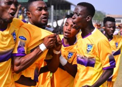 VIDEO: Highlights of Medeama's stunning victory over Asante Kotoko
