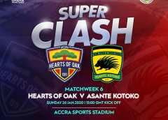 VIDEO: Hearts-Kotoko Pre-Match Press Conference comes off on Thursday